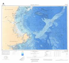 Ocean Depth Chart U S Bathymetric And Fishing Maps Ncei