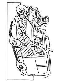 Coloring Page Policemen Img 6535