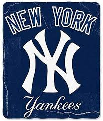 Yankee Throw Blanket