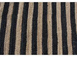 alta hemp stripe rug