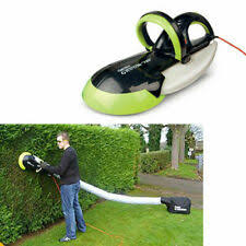 garden groom pro electric hedge trimmer clipper 3 in 1 w volume collection