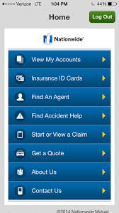 Nationwide Quote Nationwide Mobile and Bank App Review Complaints 18