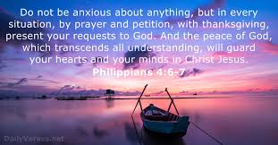 18 Bible Verses About Worrying Dailyversesnet