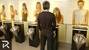 10 Most Bizarre Public Bathrooms In The World Youtube