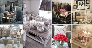 centerpiece ideas for coffee table awesome gorgeous country kitchen table centerpieces s from to splendent