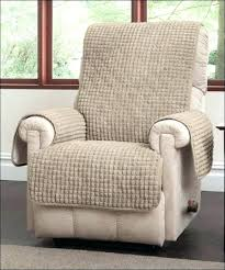 leather recliner covers furniture breathtaking large 4 extra slipcover full size of t cushion chair slipcovers parsons head