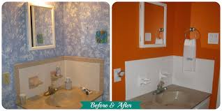 rustoleum tile transformations floor decoration ideas painting bathroom before and after trends paint kit
