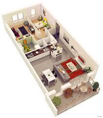 apartment design online. Delighful Online 25 More 2 Bedroom 3D Floor Plans  Amazing Architecture Online Throughout Apartment Design D