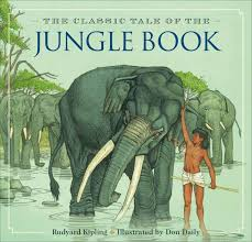 the jungle book rudyard kipling don daily 9781604334753 amazon books