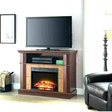oak fireplace tv stand combo s grate menards