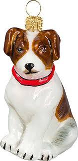 Amazonde Joy To The World Hund Jack Russell Terrier Braun