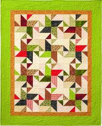 Quilt in a Day Chisel by Eleanor Burns | AccuQuilt.com & ... Twelve Star Quilt from Quilt in a Day Chisel Quilts by Eleanor Burns  Pattern Booklet ... Adamdwight.com