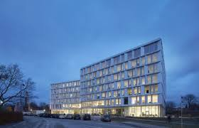 microsoft office building. Microsoft Offices In Lyngby, Denmark Office Building