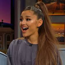 Think before you answer this because you know he would be awful about it. Ariana Grande Reacts To Her Billboard Hits On James Corden