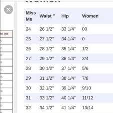 One Teaspoon Size Chart Bedowntowndaytona Com