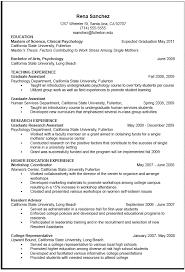 ... CV Template Grad School CV Template Graduate School Psychology Academic CV  Template For Phd Application CV ...