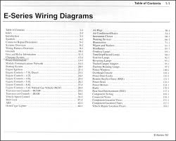 ford e 150 engine diagram ford van wiring diagram ford wiring diagrams ford e 150
