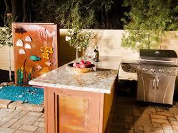 Kitchen Easy Ways To Make Modern Home Decoration Ideas In Outdoor - Outdoor kitchen miami