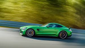 The Mercedes-AMG GT R — Beast of the Green Hell
