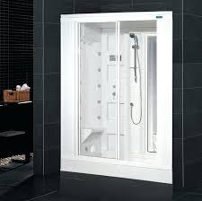 steam sauna shower bath sliding door steam sauna shower steam shower sauna combo canada