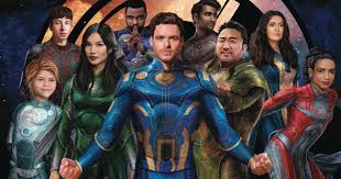 Despite being a returning face to the marvel cinematic universe, it has been revealed that gemma chan was one of the last members of the eternals to be cast in chloe zhao's upcoming superhero film. Salma Hayek Explains Why Eternals Cast Diversity Doesn T Feel Forced Marvelstudios