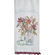 Dee Design Kitchens Kay Dee Designs Festive Foliage Flour Sack Towel Kitchen