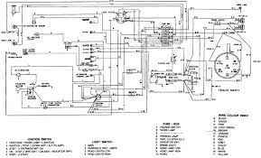 ford 1715 tractor wiring diagram wiring diagram option