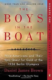 the boys in the boat books like unbroken