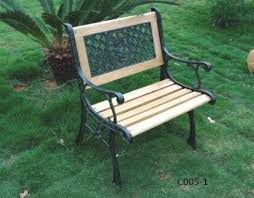 cast iron outdoor chair size 2 5 ft x 2 5 ft x 3 ft