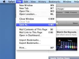 How To Save Web Pages In Safari Dummies