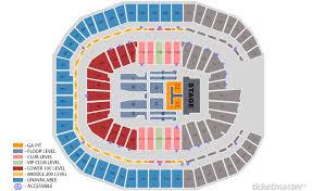 Mercedes Benz Stadium Atlanta Tickets Schedule Seating