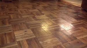 big improvement to my old parquet floor