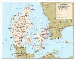 denmark maps  perrycastañeda map collection  ut library online