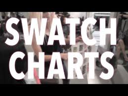 Pulp Riot Swatch Chart Pulp Riot Hair Swatch Charts Youtube
