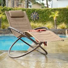 zero gravity lawn chairs luis zero gravity design orbital lounger contemporary patio