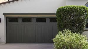 wood garage doors 7400 series