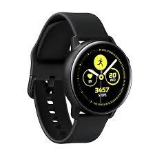 Mua ngay Đồng Hồ Thông Minh Samsung Galaxy Watch Active - Đen giá tốt nhất
