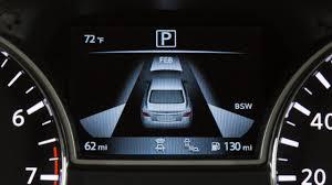 Nissan Altima Warning Lights 2017 2018 Nissan Altima Vehicle Information Display
