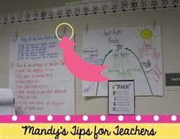 Anchor Chart Display Ideas Bright Idea Blog Hop Hanging Anchor Charts The Easy Way