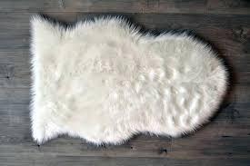 faux sheepskin rug faux sheepskin rug nursery