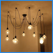 fascinating diy ways to achieve the perfect lighting industrial lamp picture of light bulb chandelier modern