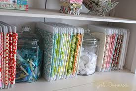 mission reorganization fabric storage girl inspired