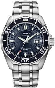 men s citizen eco drive perpetual calendar watch bl1258 53l