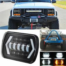 Jeep Lights For Sale Carprie Car Lights 2019 Hot Sale New 7 Inch 5x7 Jeep Square Light 6x7 Truck Headlights 7 Inch Jeep Car Headlights 9v 30v 9520