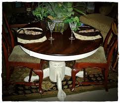 french country round kitchen table inspirational faux painting furniture french country round pedestal