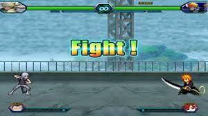 Bleach VS Naruto 4.0 MUGEN - YouTube