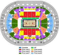 Pbr Moda Center Seating Chart Map Of The Moda Center Rose Bowl 3d Seating Chart Moda