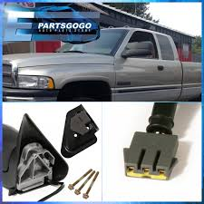 1994-1997 Dodge Ram Truck 1500 2500 3500 Flip Up Extendable Power ...