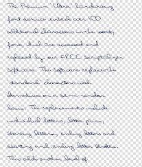 Handwriting Cursive Document Calligraphy Font Hand Writing