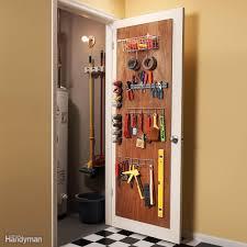 back of door organizer